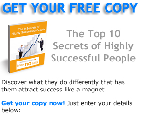 10 Secrets of Highly Successful People