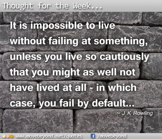 Live without failing