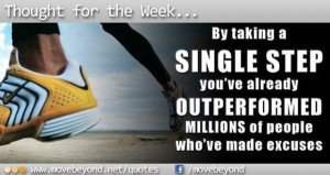 Thought for the Week: 29th April 2013