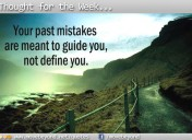 Thought for the Week: 15th July 2013