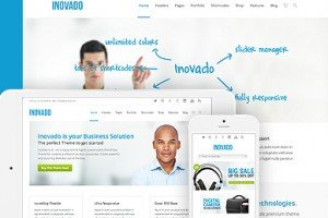 Premium WordPress Website Theme