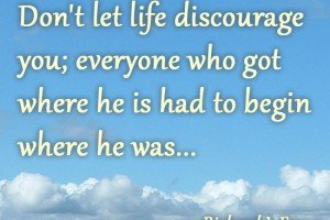 Wake Up _ Don't Let Life Discourage You